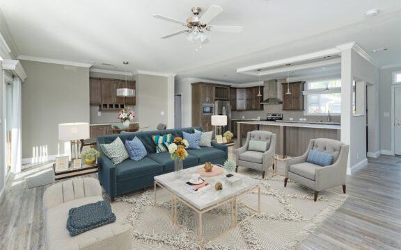 Malibu Model 2 Living Area Virtually Furnished (2)
