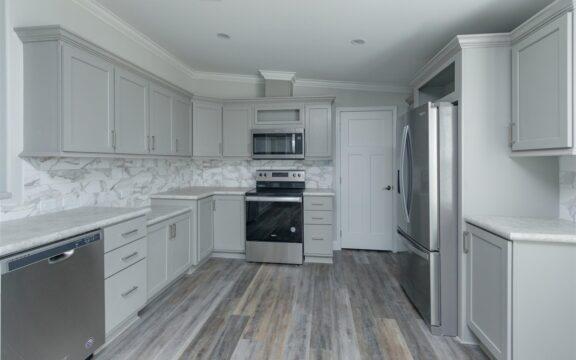 Wellington Model 2 Kitchen (2)
