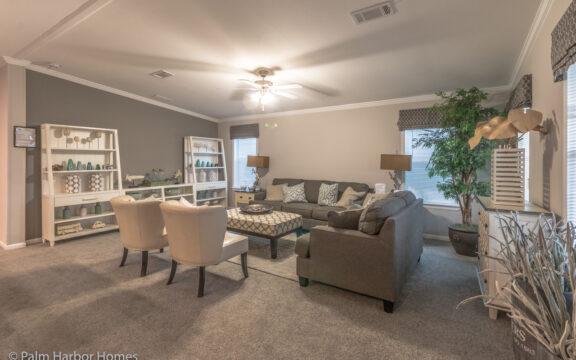 Living room - Siesta Key II P2566Q by Palm Harbor Homes