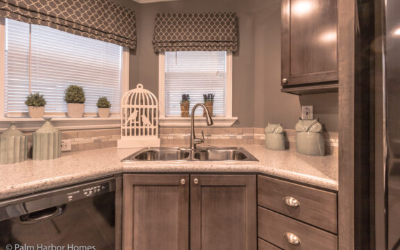 Kitchen - Siesta Key II by Palm Harbor Homes