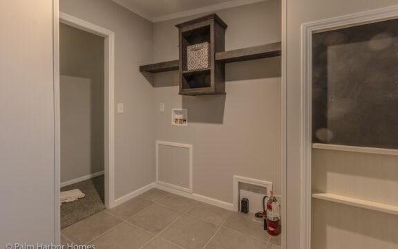 Utility room - Siesta Key II by Palm Harbor Homes