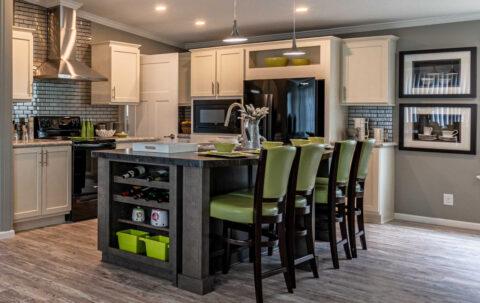 Kitchen - The Ventura VI TL30483C, 3 Bedrooms, 2 Baths, 1,440 Sq. Ft.