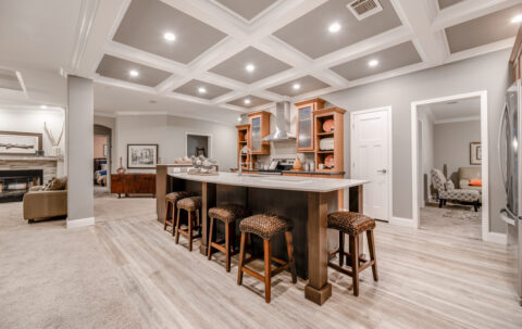Tradewinds Kitchen by Palm Harbor Homes - 4 Bedrooms, 3 Baths, 2595 Sq. Ft.